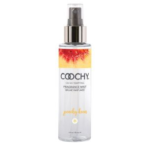 COOCHY Oh So Tempting Fragrance Mist – Peachy Keen