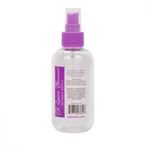 Dr Laura Berman Universal Toy Cleaner - Back